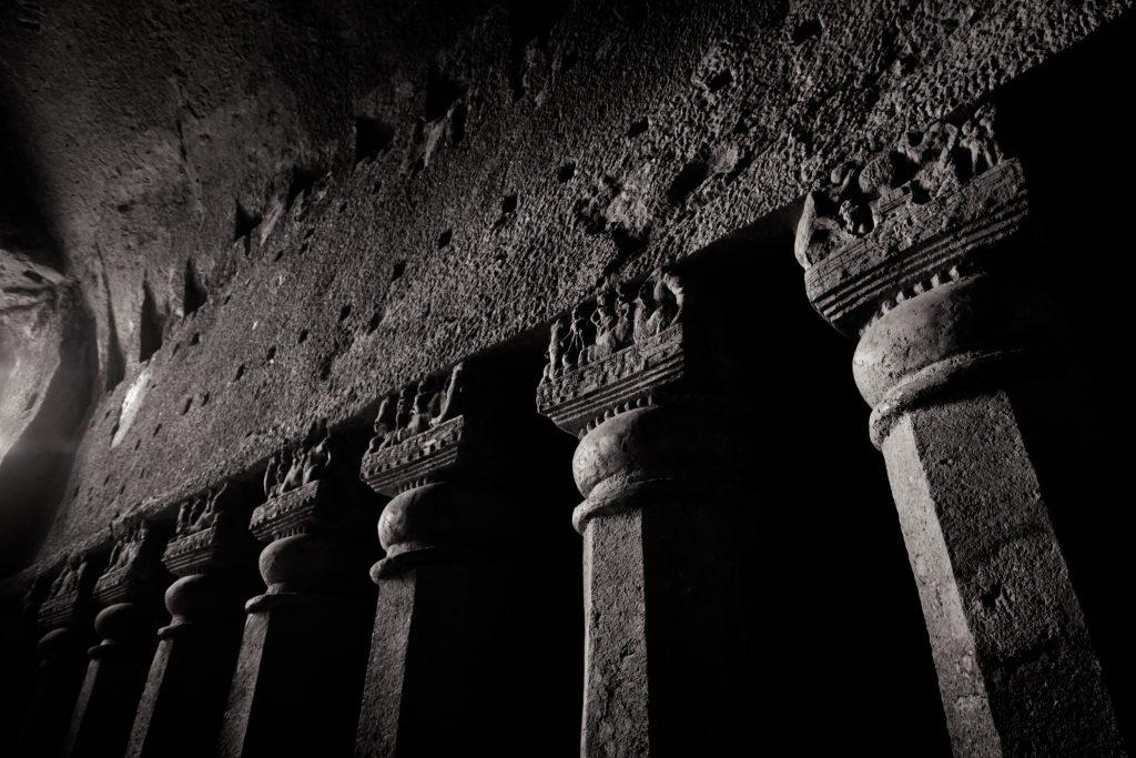 Kanheri Caves Photography