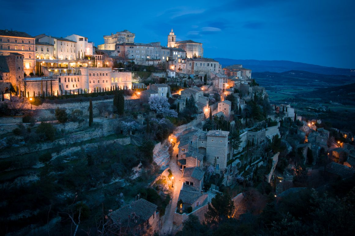 SHOT OF THE DAY – GORDES, FRANCE
