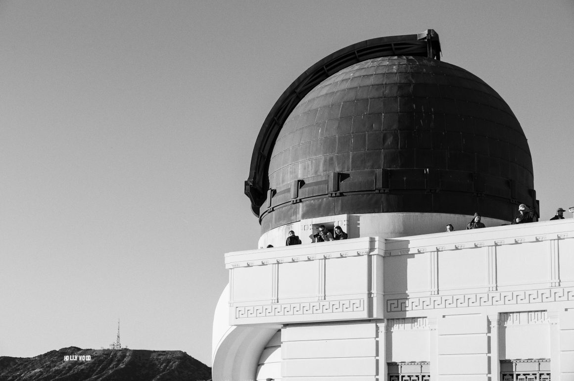 LOCATION – GRIFFITH OBSERVATORY, HOLLYWOOD USA