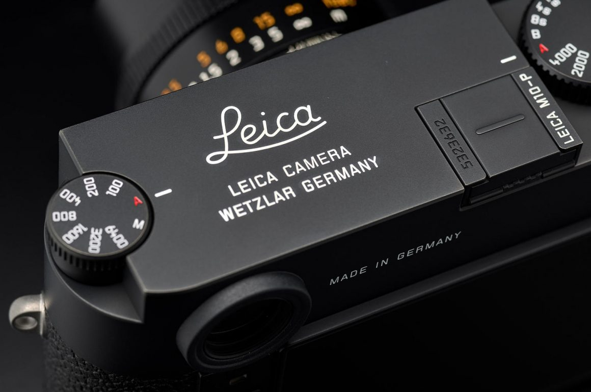 NEWS – LEICA M10P