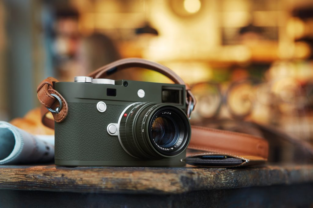 LEICA M10 SAFARI EDITION & UPCOMING M10 MONOCHROME