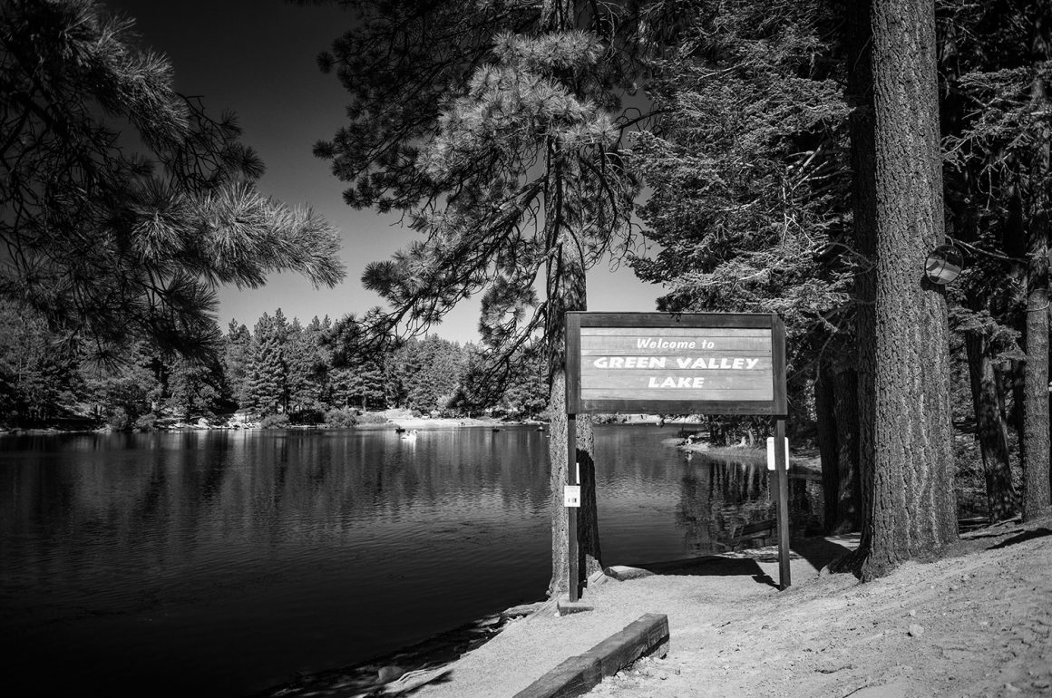 LOCATION – GREEN VALLEY LAKE, CA